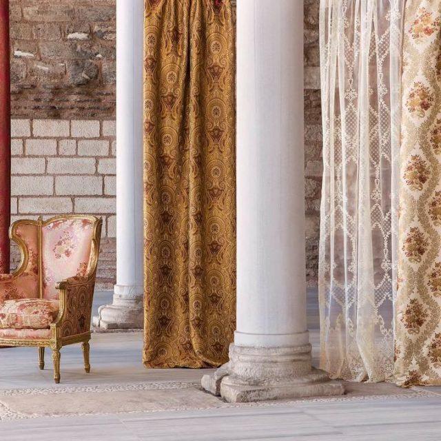 Tarabya klasiklerinden Helene koleksiyonu Tm renk ve desen seeneklerine gzhellip