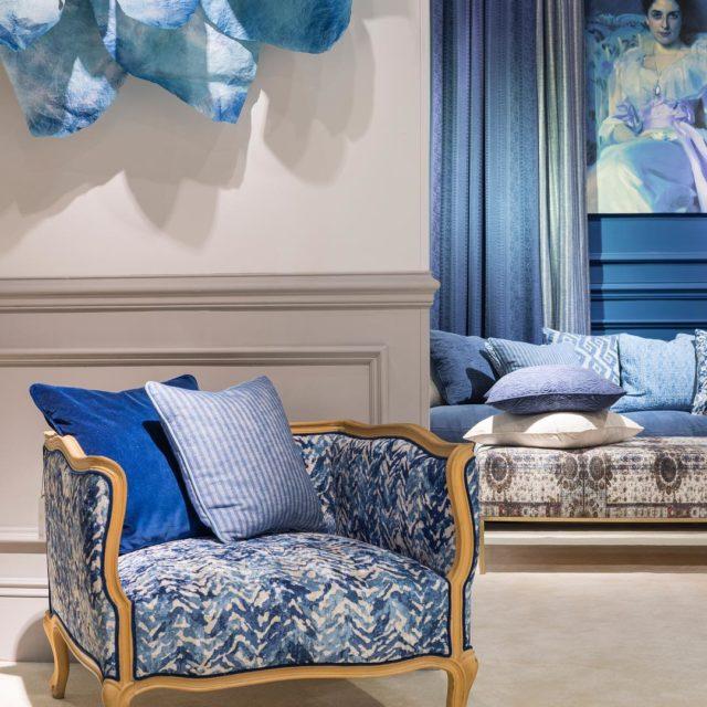 Denim Koleksiyonu derin mavi tonlaryla ferah ve modern bir dekorasyonhellip